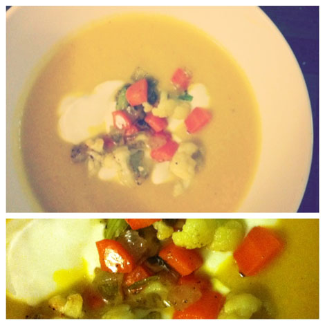 Dinner_cauliflowersoup